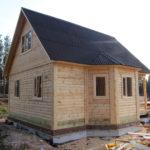 Недорогой дачный домик в спб