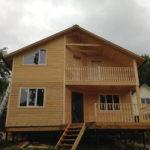 построить дом в СПб